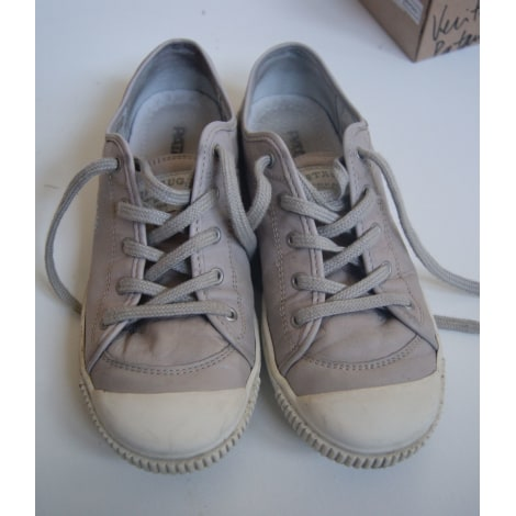 Chaussures à lacets PATAUGAS Gris, anthracite