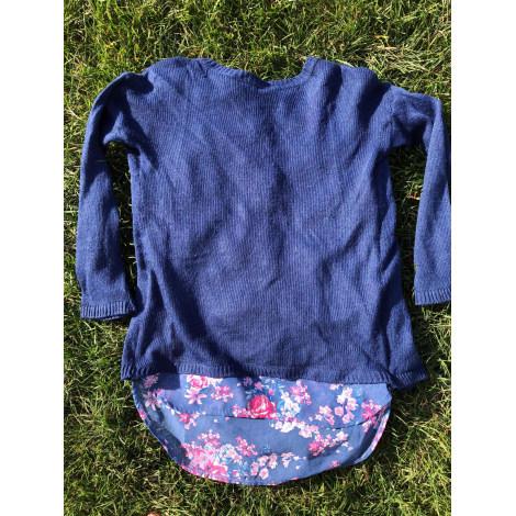 Pull UNITED COLORS OF BENETTON Bleu, bleu marine, bleu turquoise