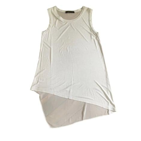 Top, tee-shirt BCBG MAX AZRIA Gris, anthracite