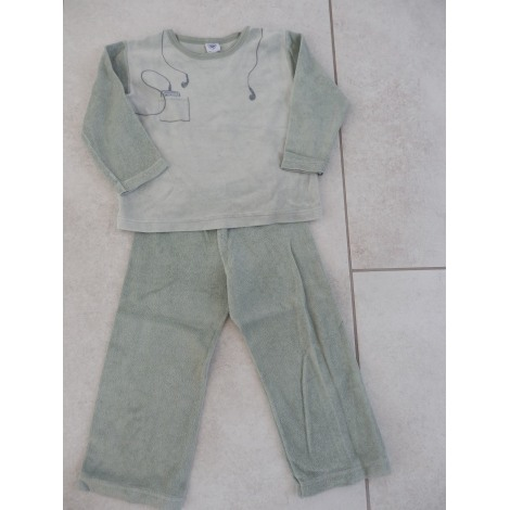 Pyjama PETIT BATEAU Kaki