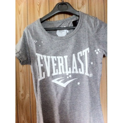 Top, tee-shirt EVERLAST Gris, anthracite