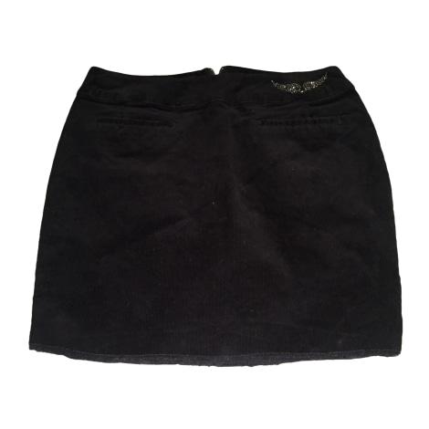 Jupe courte ZADIG & VOLTAIRE Noir