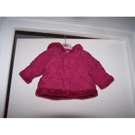 Manteau SERGENT MAJOR Rose, fuschia, vieux rose