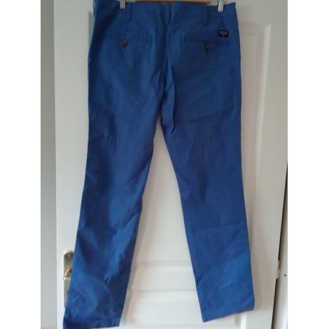 Pantalon slim RUCKFIELD Bleu, bleu marine, bleu turquoise