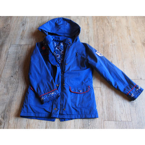 Manteau ORCHESTRA Bleu, bleu marine, bleu turquoise
