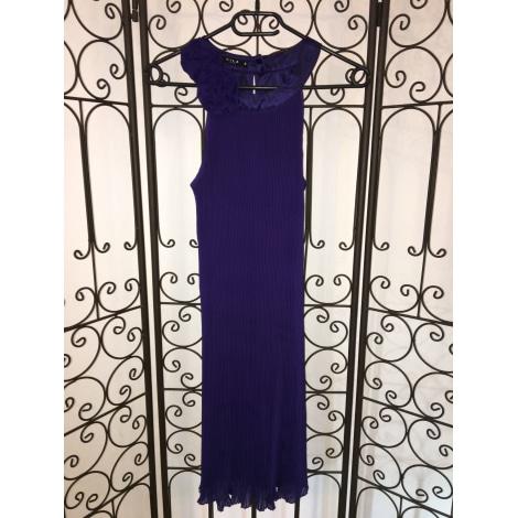 Robe mi-longue VILA Violet, mauve, lavande