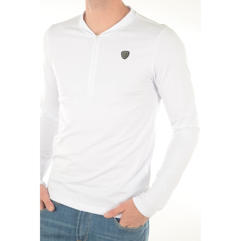 Tee-shirt REDSKINS Blanc, blanc cassé, écru