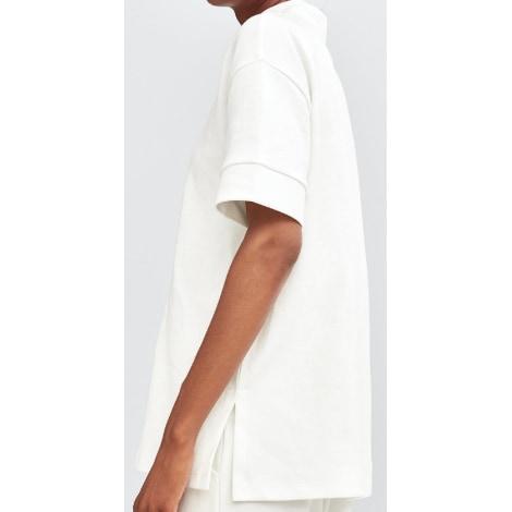 Sweat ZARA Blanc, blanc cassé, écru