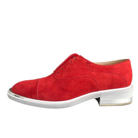 Loafers BARBARA BUI Red, burgundy
