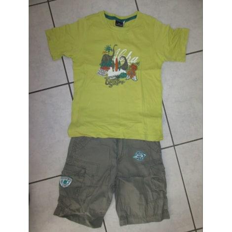 Anzug, Set für Kinder, kurz SERGENT MAJOR Mehrfarbig
