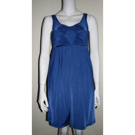 Robe courte ZIMMERMANN Bleu, bleu marine, bleu turquoise