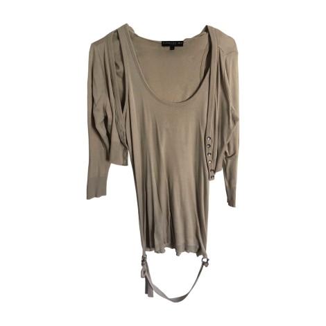 Top, tee-shirt BARBARA BUI Beige, camel