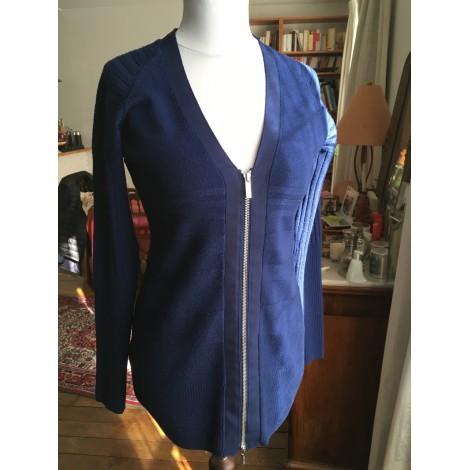 Gilet, cardigan KAREN MILLEN Bleu, bleu marine, bleu turquoise