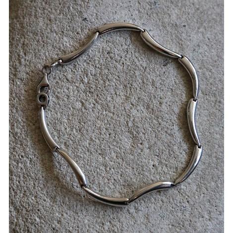 Bracelet HISTOIRE D'OR Argenté, acier