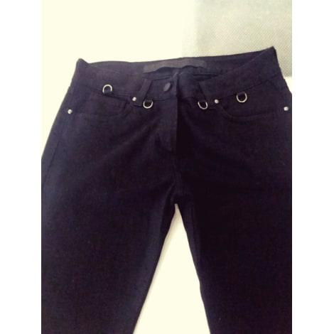 Jeans droit KARL LAGERFELD Noir