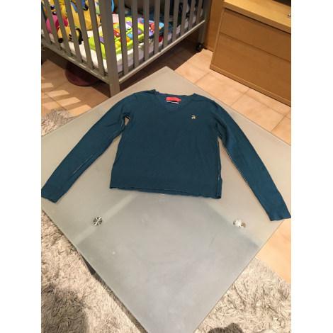 Pull LE TEMPS DES CERISES Bleu, bleu marine, bleu turquoise