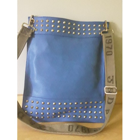 Sacoche J&D Bleu, bleu marine, bleu turquoise