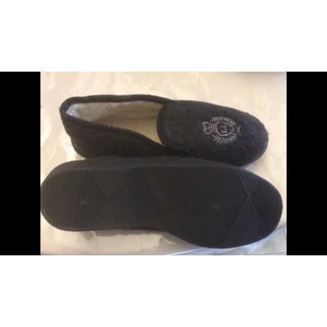 Chaussons & pantoufles POURQUOI PAS Gris, anthracite