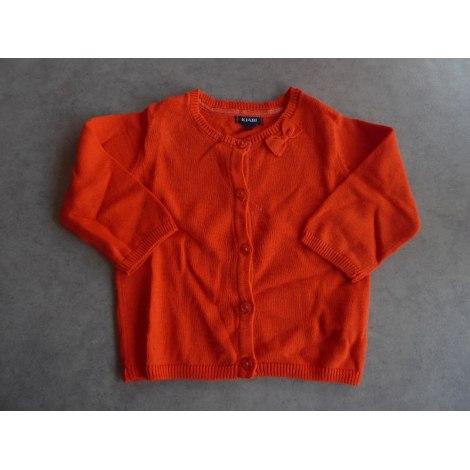 Gilet, cardigan KIABI Orange
