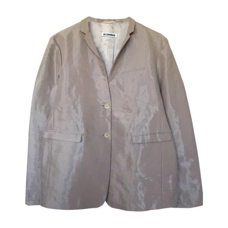 Blazer, veste tailleur JIL SANDER Beige, camel