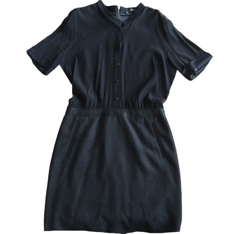 Robe courte THE KOOPLES Gris, anthracite