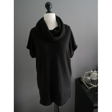 Pull tunique CAMAIEU Noir