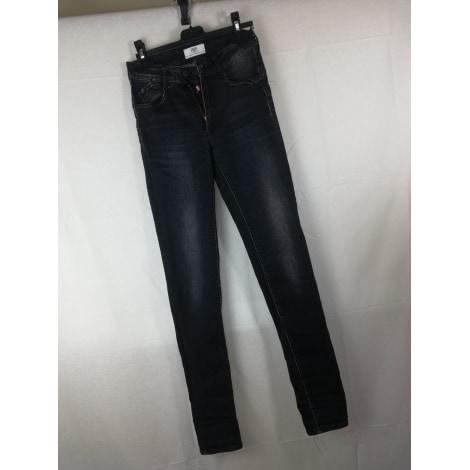 Jeans slim LE TEMPS DES CERISES Noir