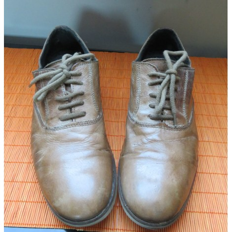 Lace Up Shoes DIESEL Brown