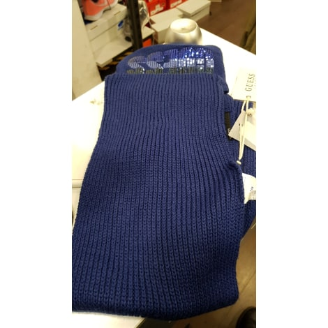 Echarpe GUESS Bleu, bleu marine, bleu turquoise