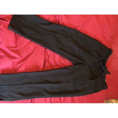 Pantalon slim, cigarette PROMOD Noir