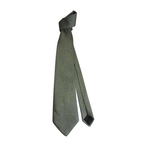Cravate HERMÈS Vert