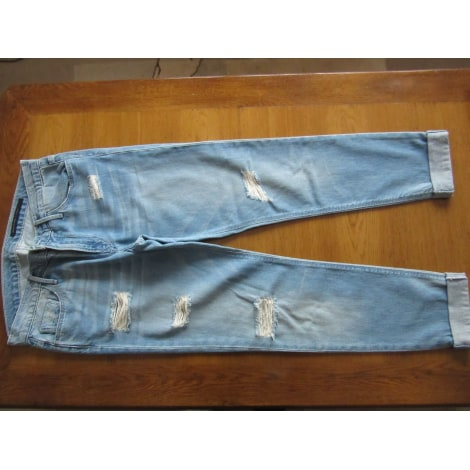 Jeans large, boyfriend BLACK ORCHID DENIM Bleu, bleu marine, bleu turquoise