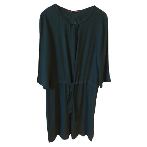 Robe mi-longue COMPTOIR DES COTONNIERS Vert