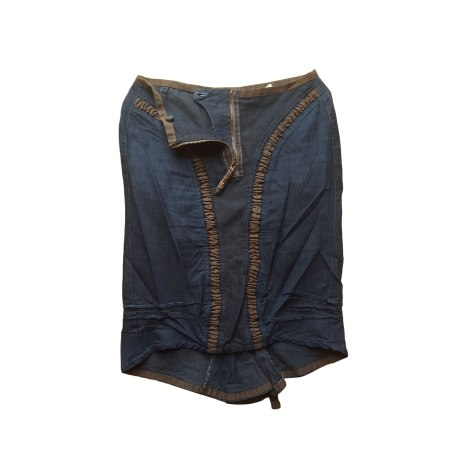 Top, tee-shirt MARITHÉ ET FRANÇOIS GIRBAUD Bleu, bleu marine, bleu turquoise