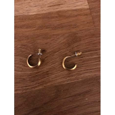 Boucles d'oreille URBAN OUTFITTERS Doré, bronze, cuivre