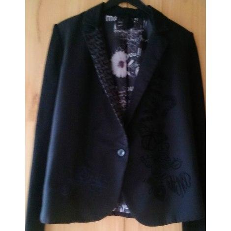 Blazer, veste tailleur DESIGUAL Noir