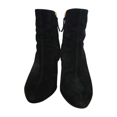 Bottines & low boots à compensés GIUSEPPE ZANOTTI Noir