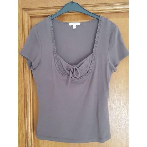 Top, tee-shirt 1.2.3 Marron
