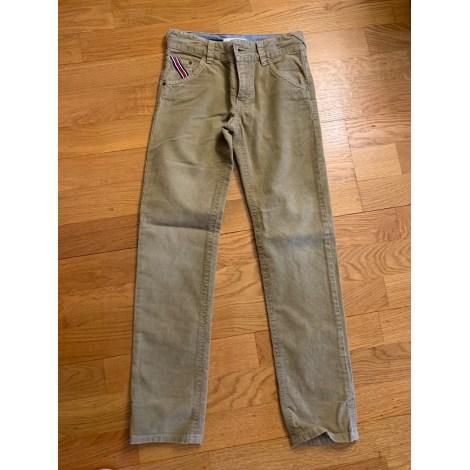 Pantalon OKAÏDI Marron