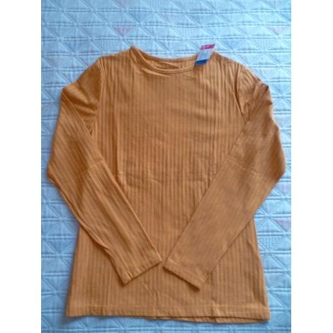 Top, tee-shirt AUCUNE MARQUE Jaune