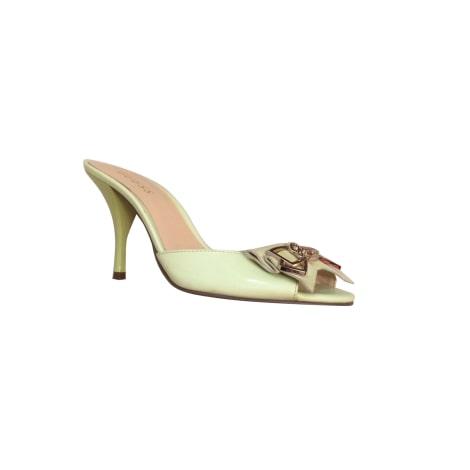 Sandales à talons GUESS Vert