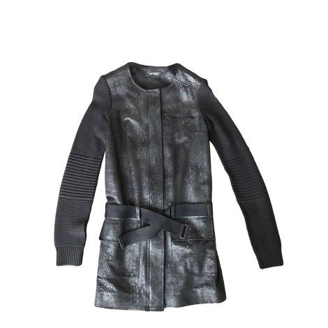 Robe courte COP-COPINE Noir