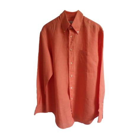 Chemise CERRUTI 1881 Orange