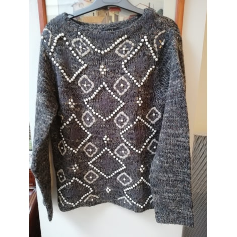 Pull 1.2.3 Gris, anthracite