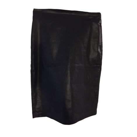 Jupe mi-longue ALL SAINTS Noir