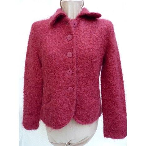 Blazer, veste tailleur 1.2.3 Rouge, bordeaux