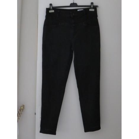 Jeans droit CLOSED Noir