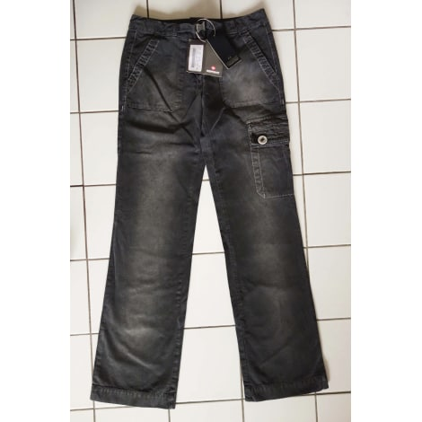 Jeans droit MURPHY & NYE Gris, anthracite
