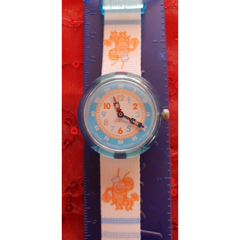Orologio FLIK FLAK Blu, blu navy, turchese
