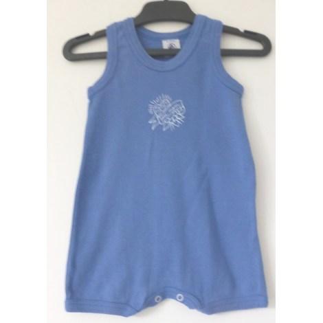 Body PETIT BATEAU Bleu, bleu marine, bleu turquoise